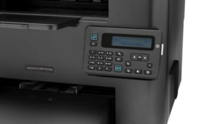 Замена картриджа в принтере-3