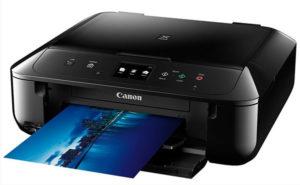 Замена картриджа в принтере-4