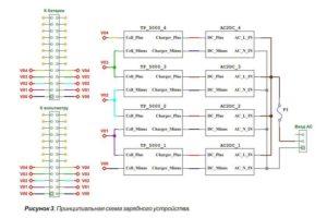 Зарядка для аккумуляторов-3