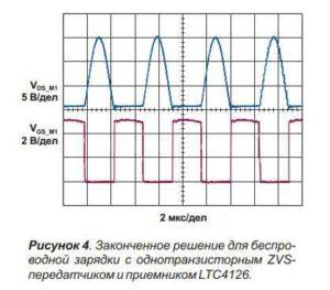 Зарядка литиевых аккумуляторов-4